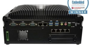 LEC-2290 appliance Edge AI para vigilancia de tráfico