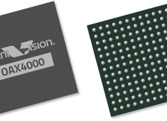 Procesador de señal de imagen ASIC OAX4000