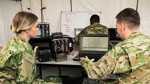 PacStar 464 punto de acceso Wi-Fi para proyectos civiles y militares