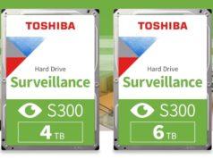 Discos duros para vigilancia serie S300