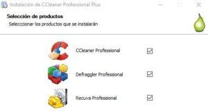 CCleaner optimizador con seguridad para el ordenador