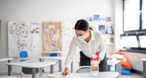 Toallitas Instant Microbe Removing Wipes para atrapar microorganismos