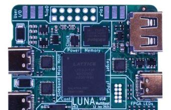 Herramienta LUNA para hackeo de dispositivos USB
