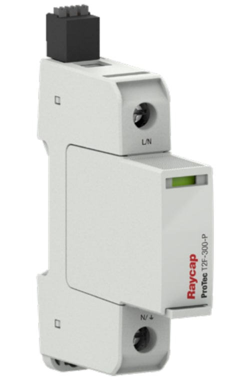 Dispositivos ProTec TF2 para protección de sobretensiones