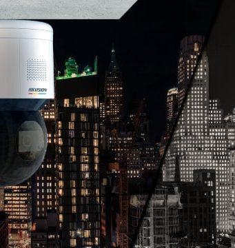 Cámaras de videovigilancia con tecnología ColorVu