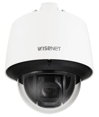 Nuevas cámaras domo PTZ Wisenet Q