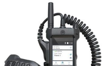 Radio inteligente APX NEXT