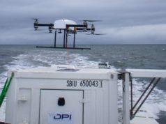 Drones flotantes para aplicaciones de vigilancia y comunicaciones