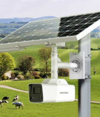 Cámara de seguridad Solar 4G