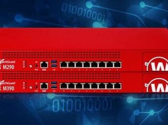 Firebox serie M, firewalls de gama media de WatchGuard