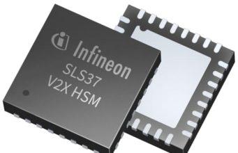 SLS37 Módulo de seguridad de hardware (HSM) para comunicaciones V2X