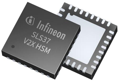 SLS37 Módulo de seguridad de hardare (HSM) para comunicaciones V2X