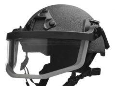 RIFLE-Helm casco de protección balística