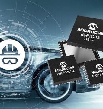 Seguridad ISO 26262 con microcontroladores dsPIC, PIC18 y AVR